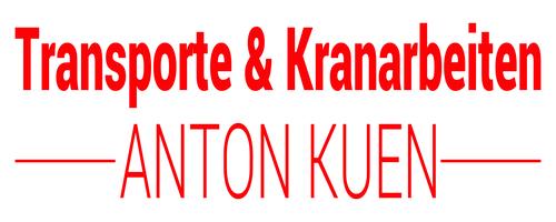 Transporte und Kranarbeiten Anton Kuen